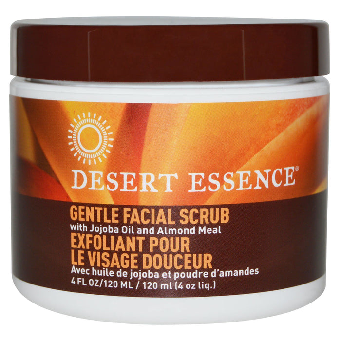 Gentle Facial Scrub - 4 fl oz