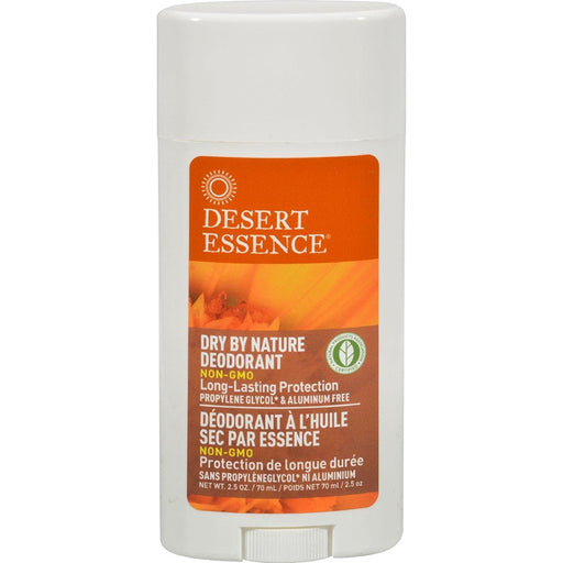 Dry by Nature Deodorant - 2.5 oz