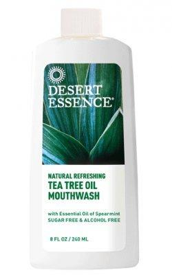 Tea Tree Oil Mouthwash Spearmint - 16 fl oz