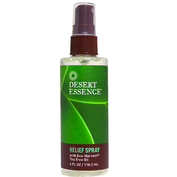 Tea Tree Oil Relief Spray - 4 fl oz