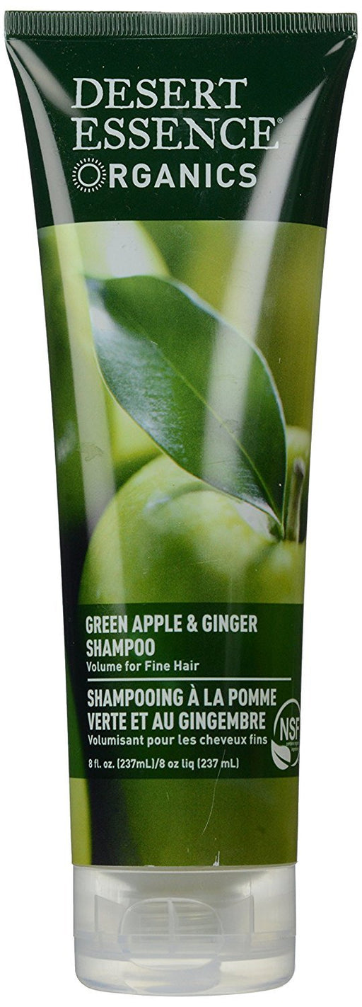 Green Apple-Ginger Thickening Shamp -. 8 oz