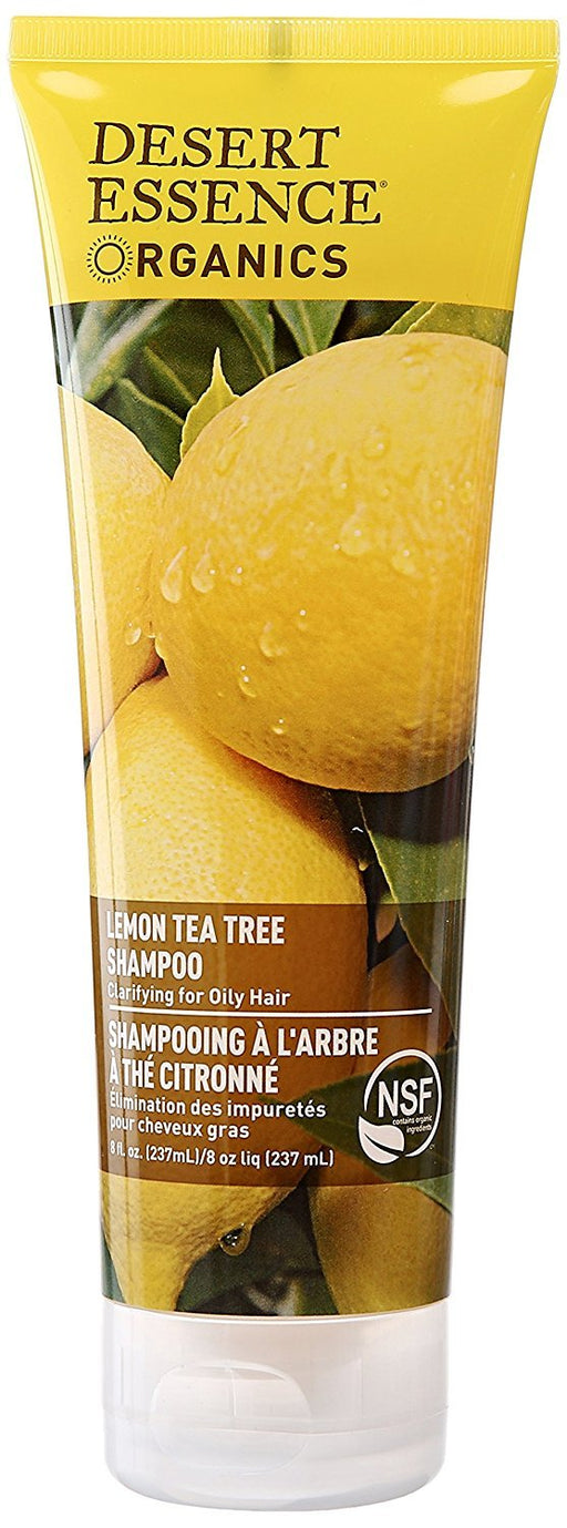 Lemon Tea Tree Shampoo - 8 oz