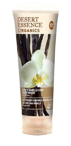 Spicy Vanilla Chai Body Wash - 8 fl oz