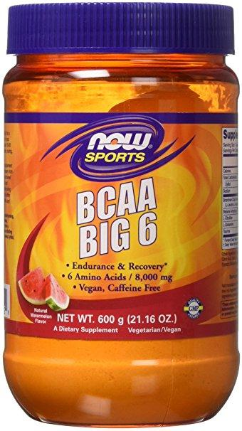 BCAA Big 6 Watermelon - 600 Grams