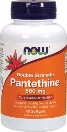 Pantethine 600 mg - 60 Softgels