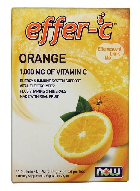 Effer-C Orange - 30 Packets