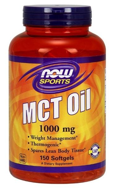 MCT Oil 1,000 mg - 150 Softgels