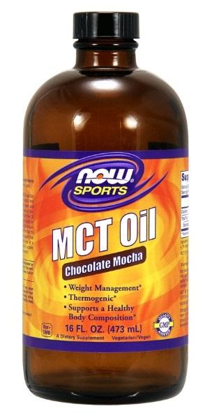 MCT Oil Chocolate Mocha - 16 fl oz
