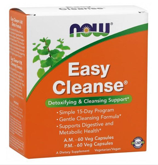 Easy Cleanse - 120 Vegetarian Capsules