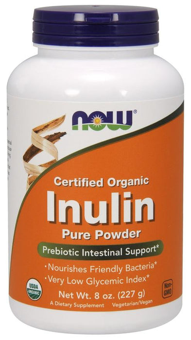 Organic Inulin Powder - 8 oz