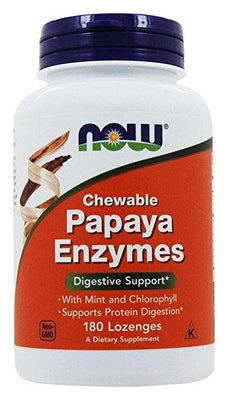 Papaya Enzymes - 180 Lozenges