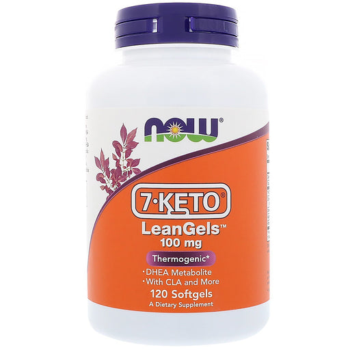 7-KETO LeanGels 100 mg - 120 Softgels