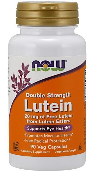 Lutein Double Strength - 90 Vegetarian Capsules
