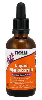 Liquid Melatonin - 2 fl oz