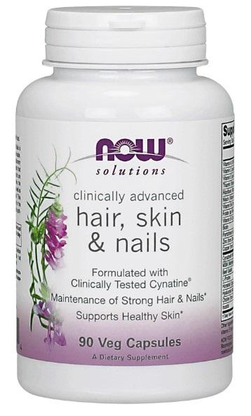 Hair, Skin, and Nails - 90 Capsules