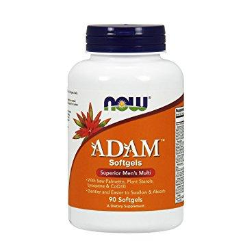Adam Men's Multi - 90 Softgels