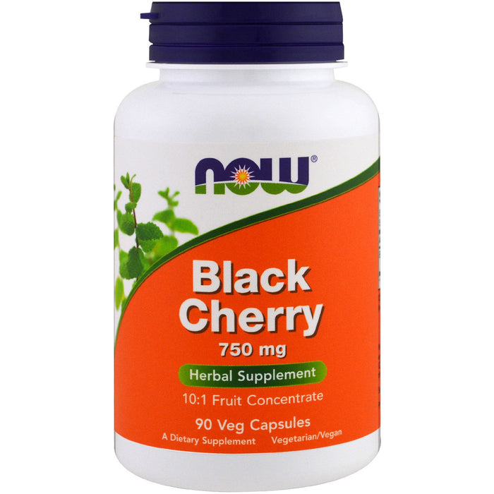 Black Cherry Fruit 750 mg - 90 Vegetarian Capsules