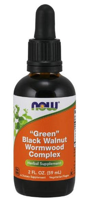 Green Black Walnut Wormwood Complex - 2 fl oz