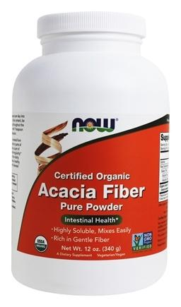 Acacia Fiber Organic Powder - 12 oz