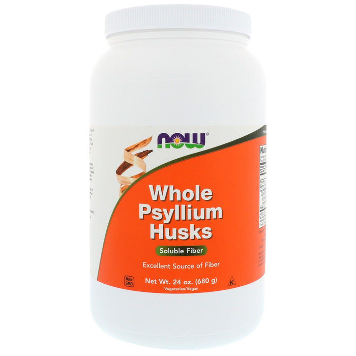 Whole Psyllium Husk - 24 oz