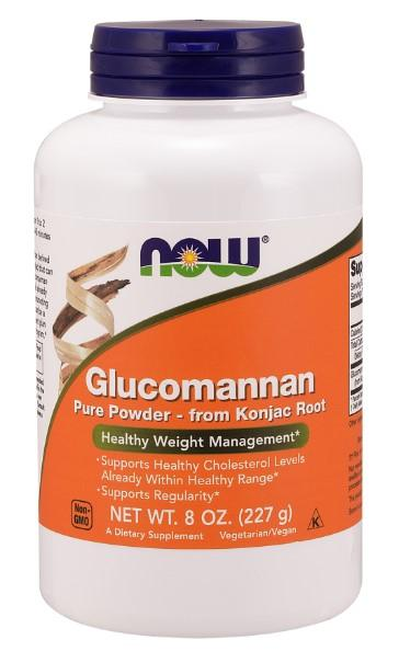 Glucomannan Powder - 8 oz