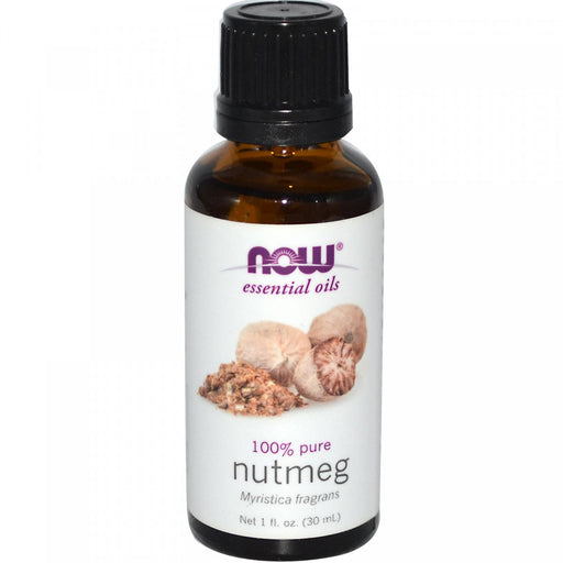 Nutmeg Oil Pure - 1 oz
