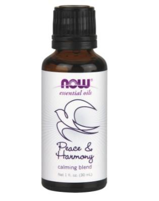 Peace & Harmony Calming Blend - 1 oz