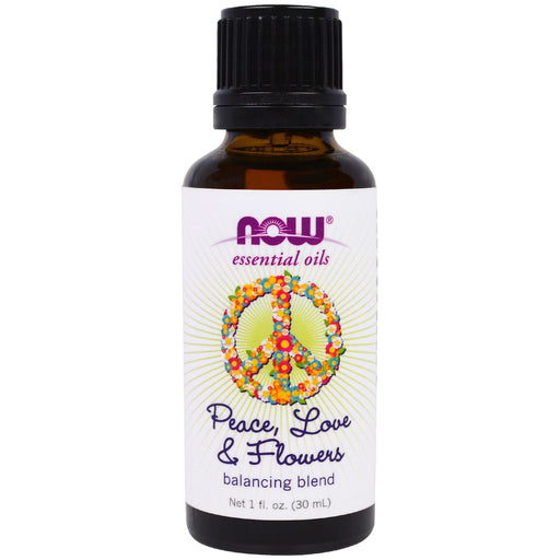 Peace Love & Flowers Oil Blend - 1 fl oz