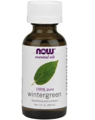 Wintergreen Oil - 1 oz