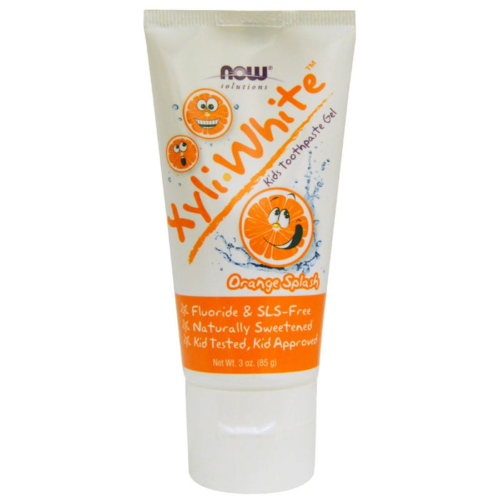 Xyliwhite Orange Toothpaste-  3 oz