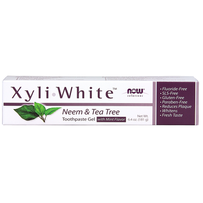 Xyliwhite Neem & Tea Tree - 6.4 oz