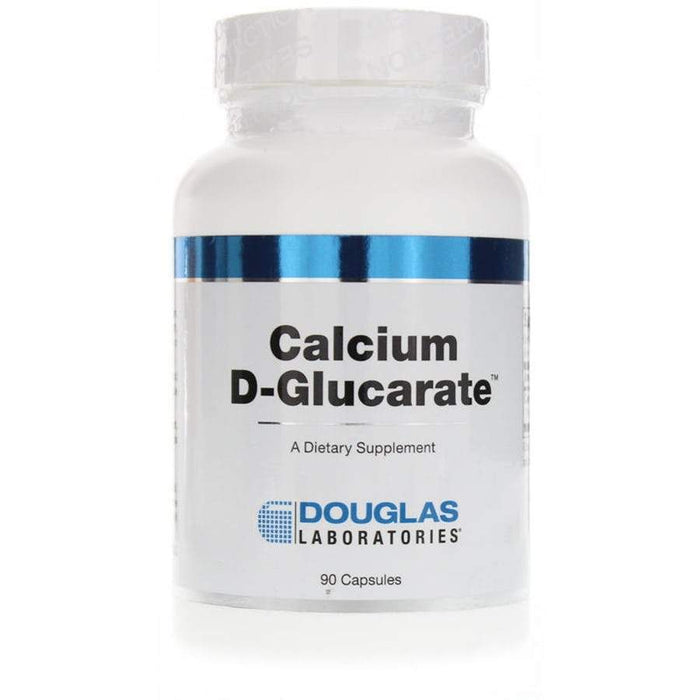 Calcium D-Glucarate 500 mg - 90 Capsules