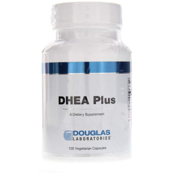 DHEA Plus 25 mg - 100 Capsules