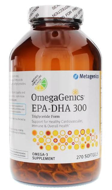 OmegaGenics EPA-DHA 300 - 270 Softgels