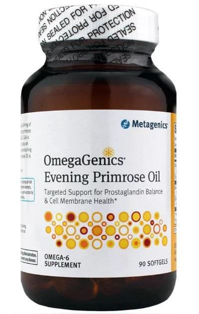 OmegaGenics Evening Primrose Oil - 90 Softgels