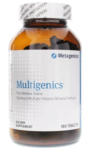 Multigenics - 180 Tablets