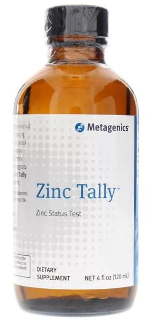 Zinc-Tally Test - 4 fl oz