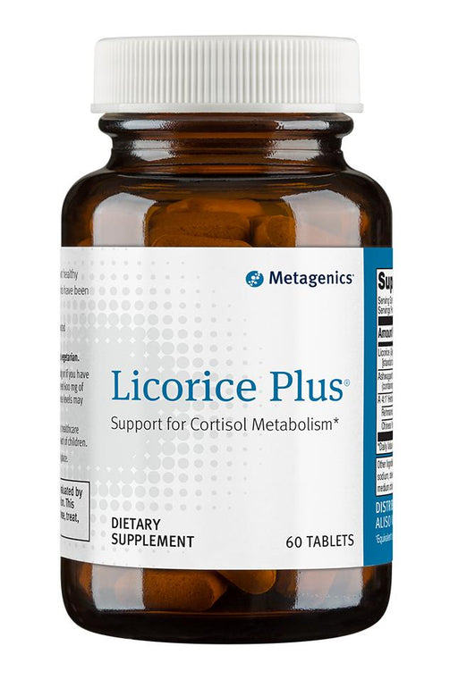 Licorice Plus - 60 Tablets
