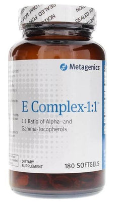 E Complex-1:1 - 180 Softgels