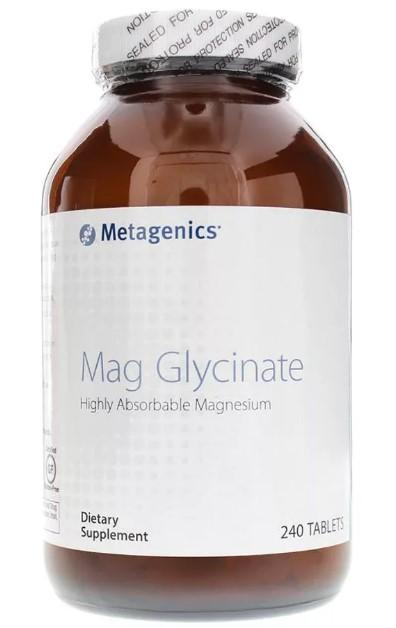 Mag Glycinate - 240 Tablets