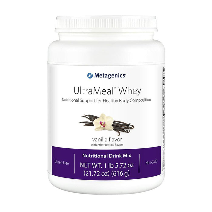 UltraMeal Whey Natural Vanilla - 22 oz