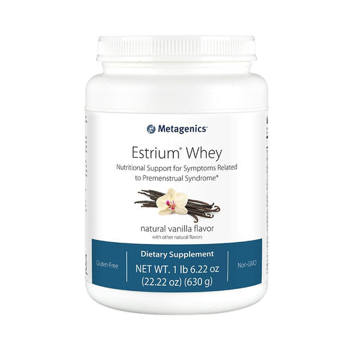 Estrium Whey Natural Vanilla - 22.5 oz