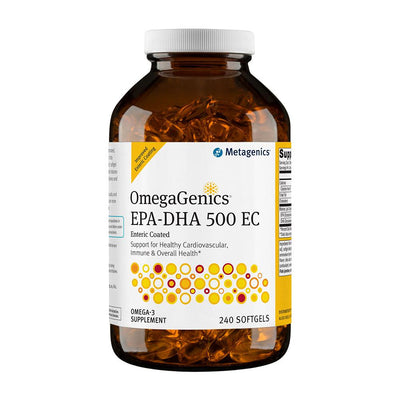 OmegaGenics EPA-DHA 500 Enteric - 240 Softgels