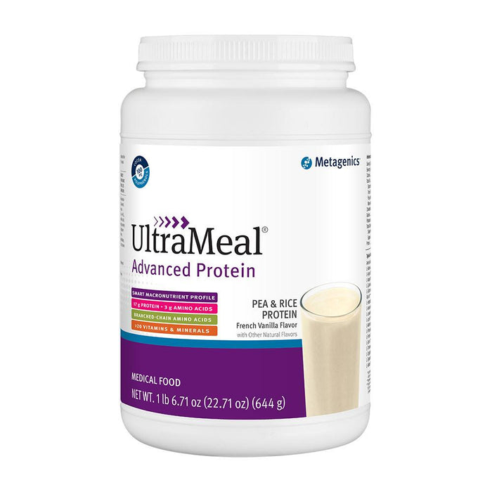UltraMeal Advanced Protein French Vanilla - 644 g