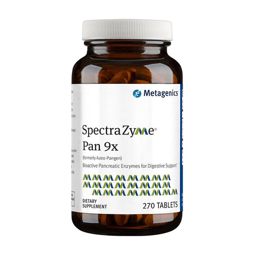 SpectraZyme Pan 9x - 270 Tablets