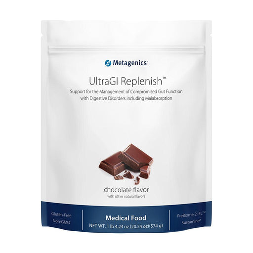 UltraGI Replenish Chocolate - 14 Servings