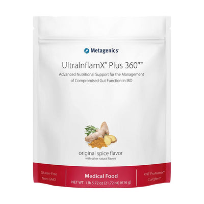 UltraInflamX Plus 360 Original Spice - 14 Servings