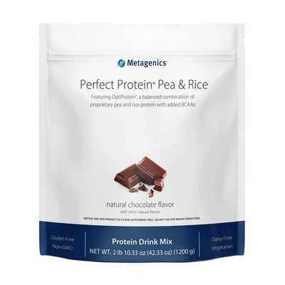 Perfect Protein Pea & Rice Chocolate - 30 Servings
