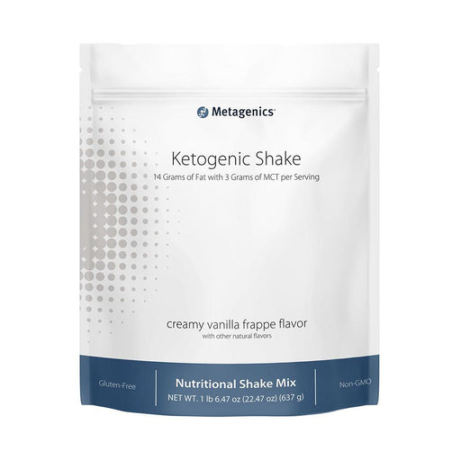 Ketogenic Shake Vanilla - 14 Servings