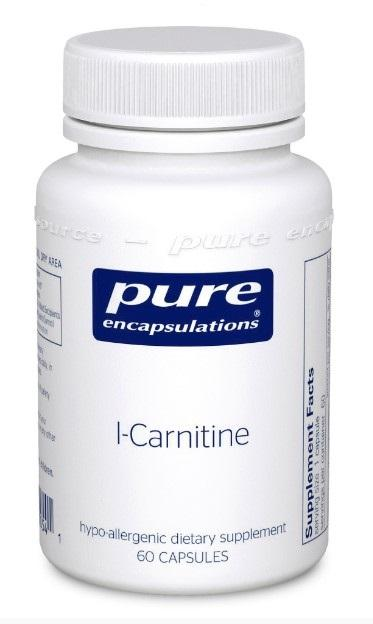 L-Carnitine 340 mg - 60 Vegetarian Capsule